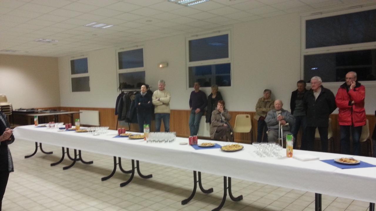 24 janvier 2015 voeux de la municipalité