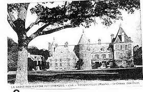Le Chateau autrefois
